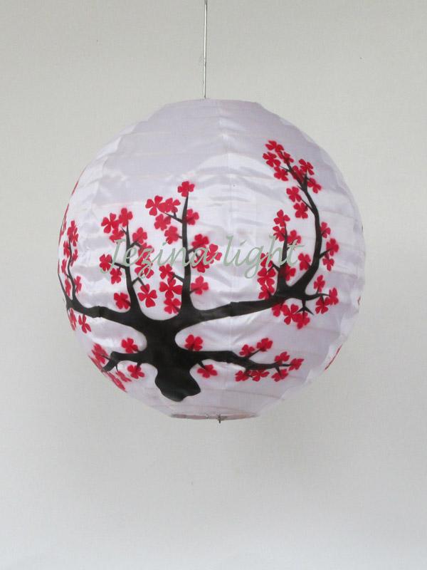 lampion Bulat Sakura