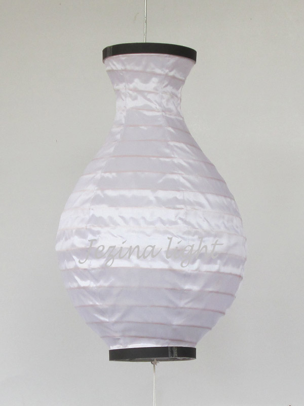 Lampion Guci Putih