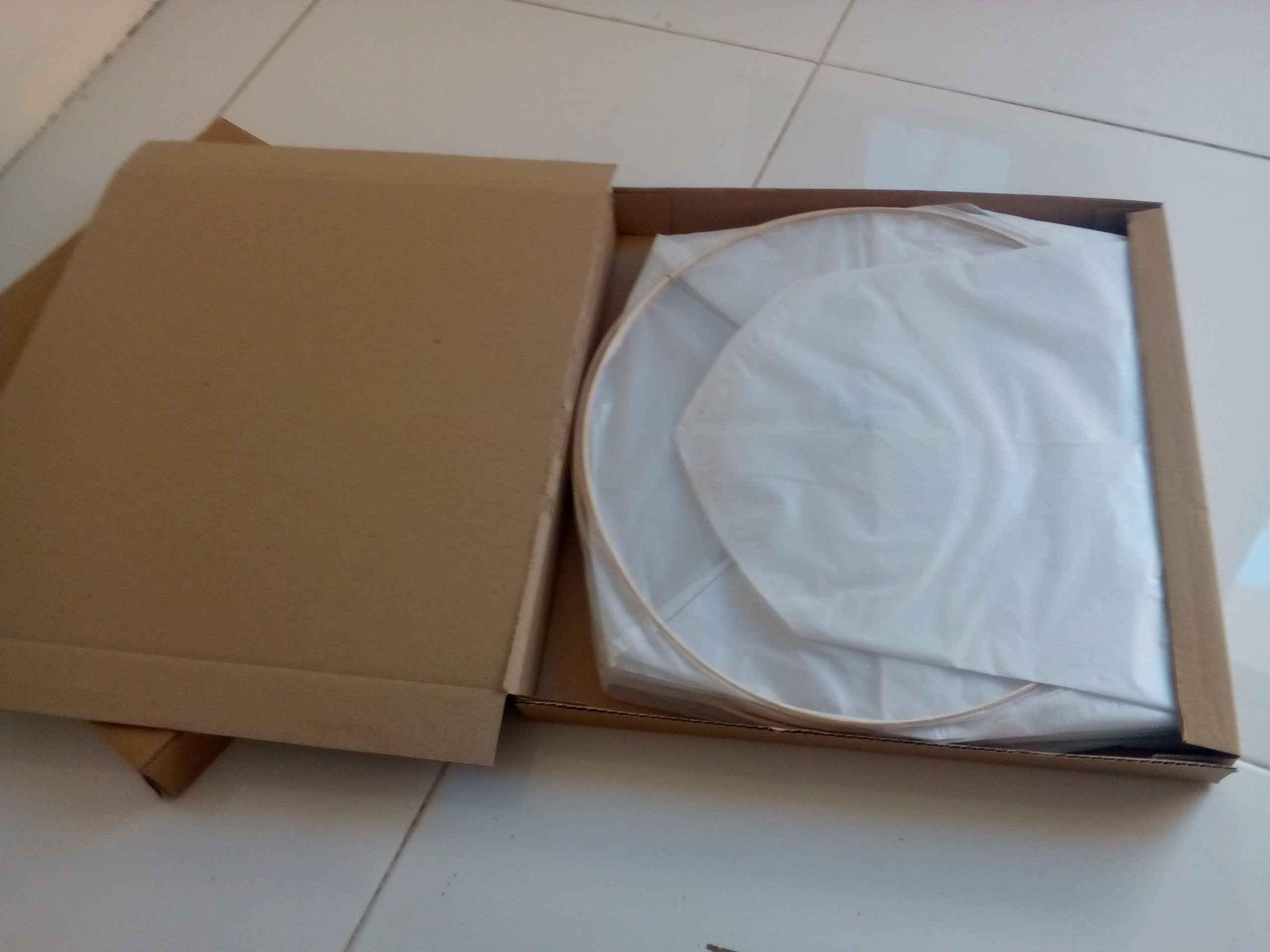 Kondisi Lampion dalam Packing